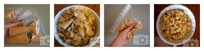 Crunchy Munchies Collage