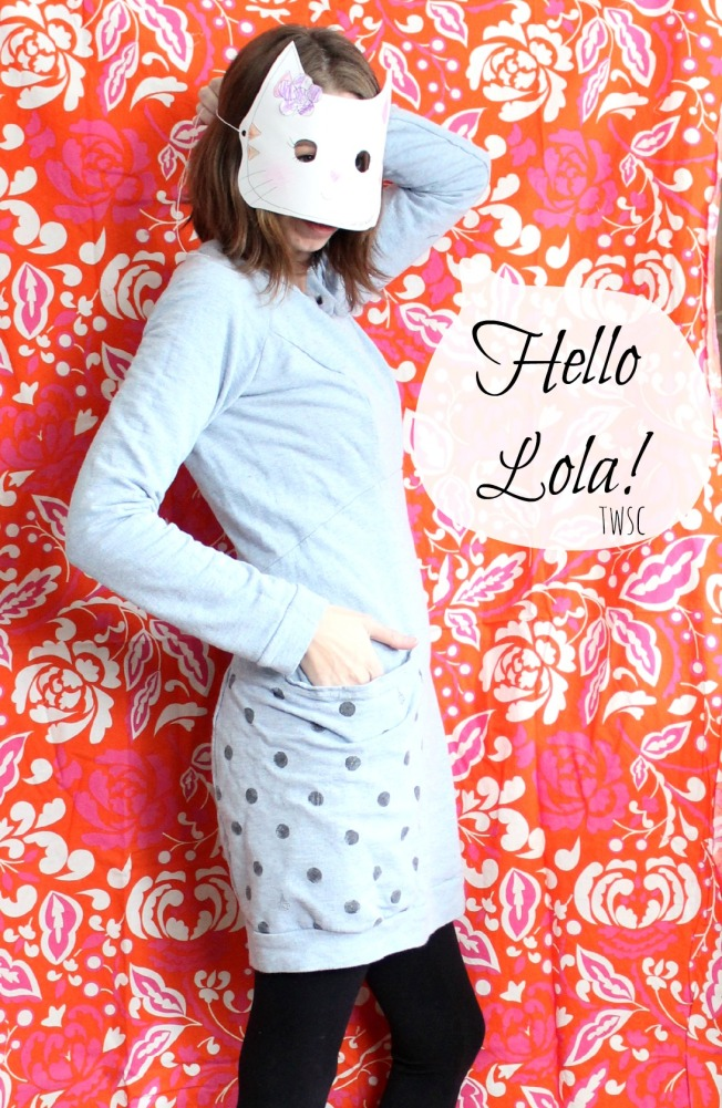 Hello Lola! Victory Patterns Lola tunic